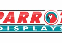 Parrot Displays launching new products at upcoming Sign Africa and FESPA Africa Expo.