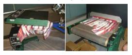 The screen printer's handbook : adding bling to a shirt.