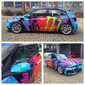 Wrap Of The Week: Wrap Vehicles