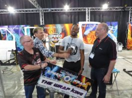 2018 Speed Wrap winner crowned at Sign Africa and FESPA Africa Expo.
