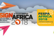 Sign Africa and FESPA Africa Expo return for fifth year at Gallagher Convention Centre.