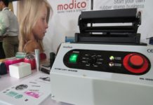 Modico showcases innovations plastic bending and more at Sign Africa and FESPA Africa Expo.