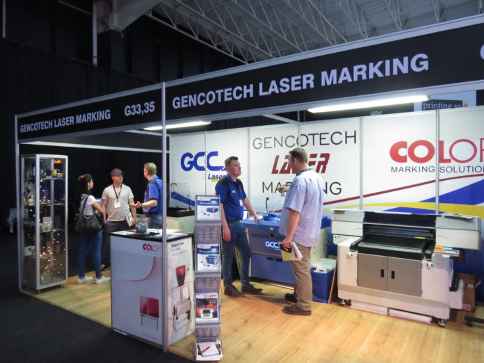 Gencotech presents GCC innovations at Sign Africa and FESPA Africa Expo.