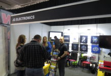 JG Electronics showcases innovations in sublimation at Sign Africa and FESPA Africa Expo.