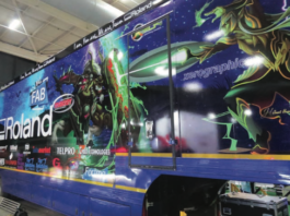 Roland launches MobiFab at Sign Africa and FESPA Africa Expo.