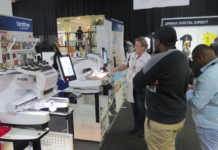 Colorscreen showcases Brother innovations at Sign Africa and FESPA Africa.