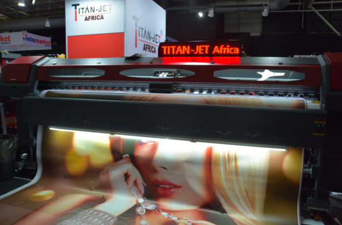 Titan-Jet Africa Sells All Machines On Display At Sign Africa And FESPA Africa Expo