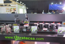 Ultratec reports numerous sales.