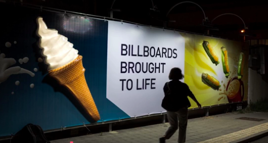 Massivit Makes 3D Billboards With Thermoforming