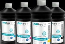 NUtec develops ultra-high chroma dye sublimation ink.