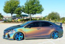 Wrap Of The Week: Shine Graffix