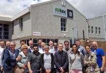 NUtec hosts forum for GIGA members.