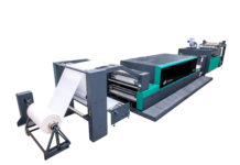 EFI Debuts Reggiani BOLT Textile Digital Printer
