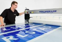 Graphix Supply World launches Rollsroller.