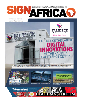 Read the latest Sign Africa Journal online.