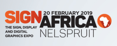 Be inspired by signage and printing solutions at Sign Africa Nelspruit Expo.