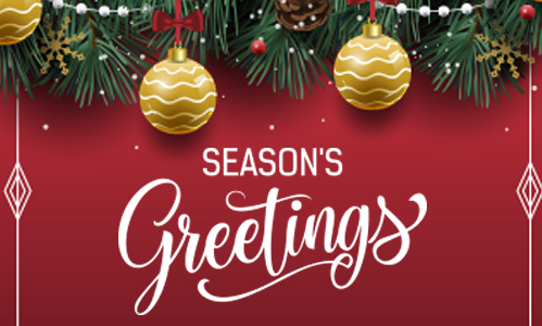 Season's Greetings From Practical Publishing - Sign Africa