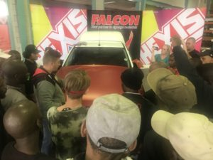 Falcon SA wrap training workshop well received.