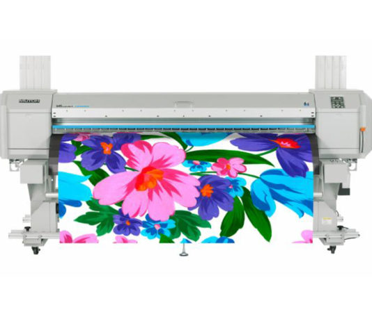 Mutoh Launches DH-21 Dye Sublimation Ink