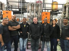 NUtec relocates water-base plant.