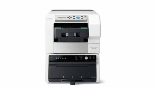 Roland DG corporation announces launch of VersaSTUDIO BT-12 desktop DTG printer.