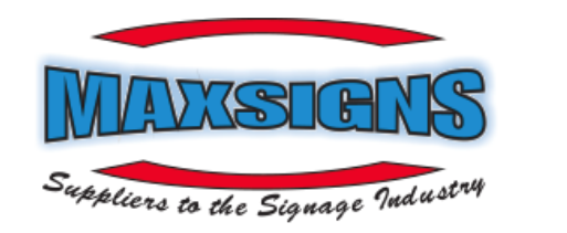 Maxsigns showcasing media substrates, display equipment and more at Sign Africa Nelspruit Expo.
