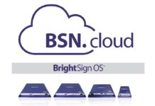 BrightSign Releases BSN.cloud Digital Signage Management Platform