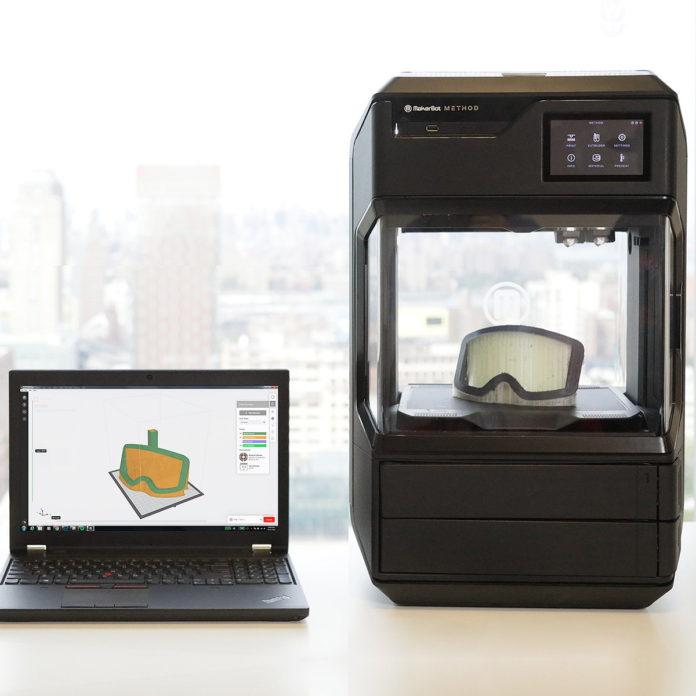 Makerbot Releases Method 3D Printer