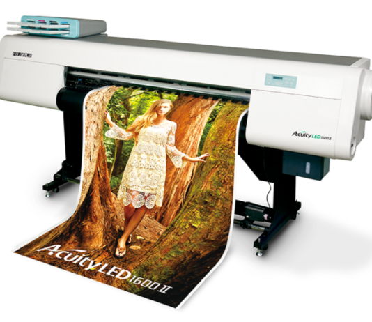 Fujifilm Showcasing Acuity LED 1600 II And More At Sign Africa Port Elizabeth Expo.