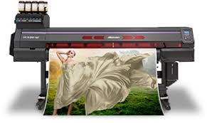 Upwards Spiral Showcasing Mimaki Solutions At Sign Africa Port Elizabeth Expo