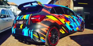 Wrap Of The Week: Wrap My Ride