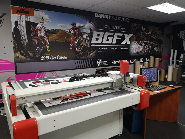 Bandit Bike Graphics Acquires Racestar Graffix