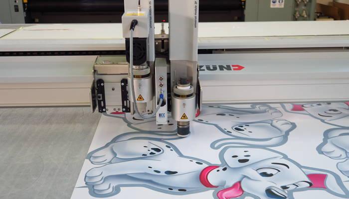 Customer Appreciates Zünd Cutters For Their Precision