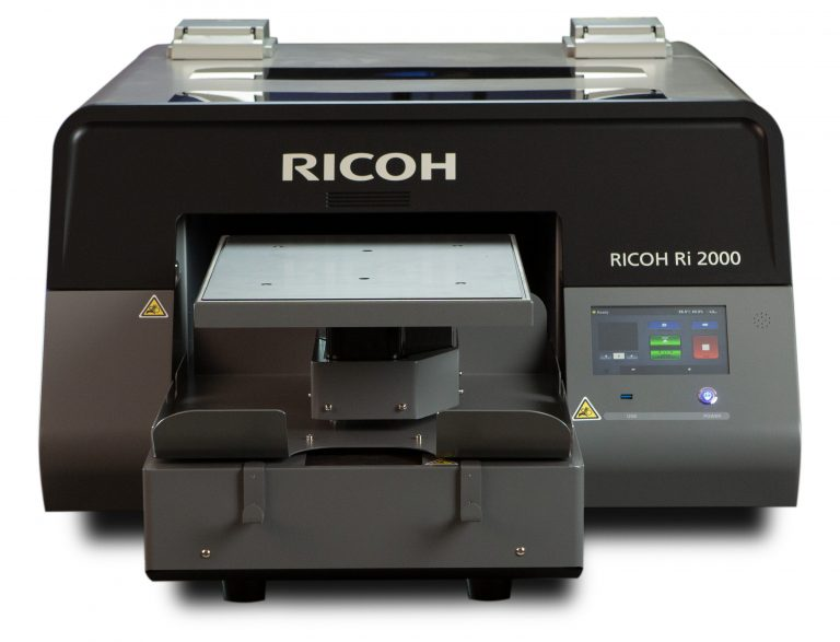 Ricoh Launches Next Generation Direct-To-Garment Printer