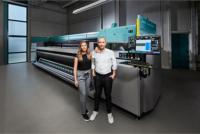 Fujifilm Installs Superwide Format Solution