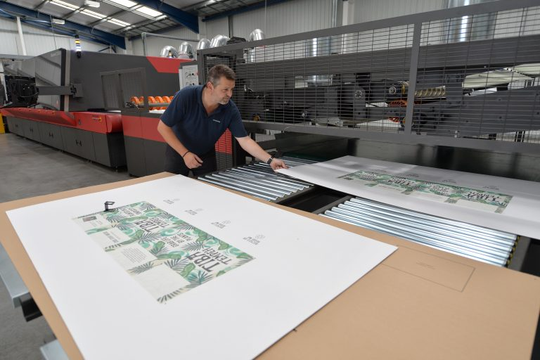EFI Printer Expands Business's Point Of Sale And Display Capabilities