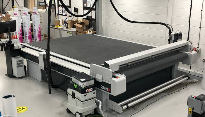 Zünd Cutter Chosen To Future-Proof Business