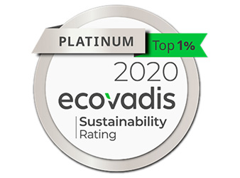 Epson Earns Platinum Rating For Sustainability