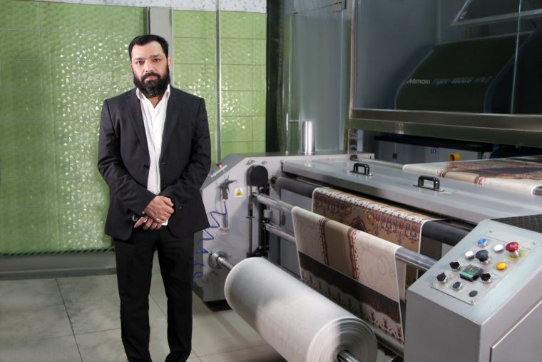 Mimaki Textile Printers Ramp Up Business Production