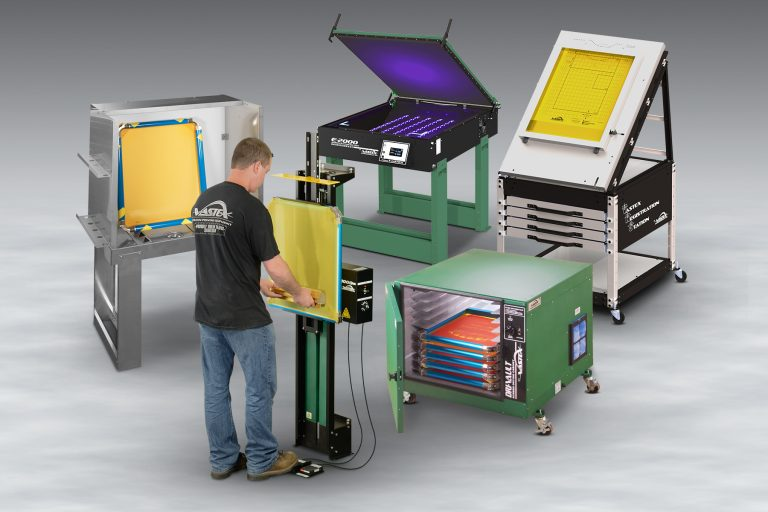 Vastex Introduces Prepress System For Screen Printing Shops