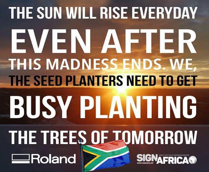Roland Plant Trees