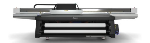 Canon Flatbed Printer Receives Award For Diverse Features