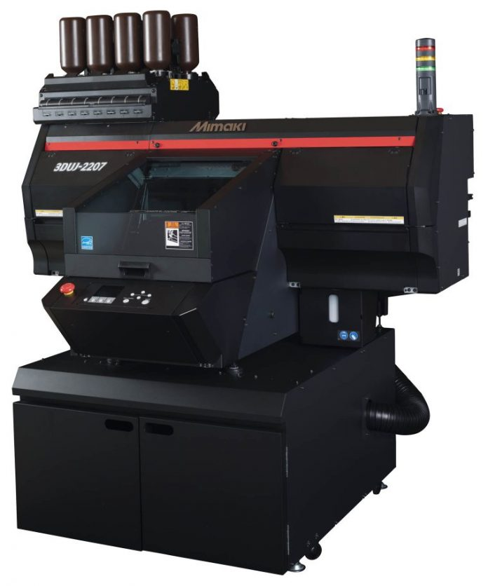 Mimaki Launches New 3D Printer