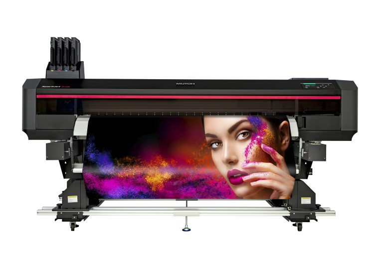 Mutoh Europe Announce Take-Up System For Sign And Display Printers