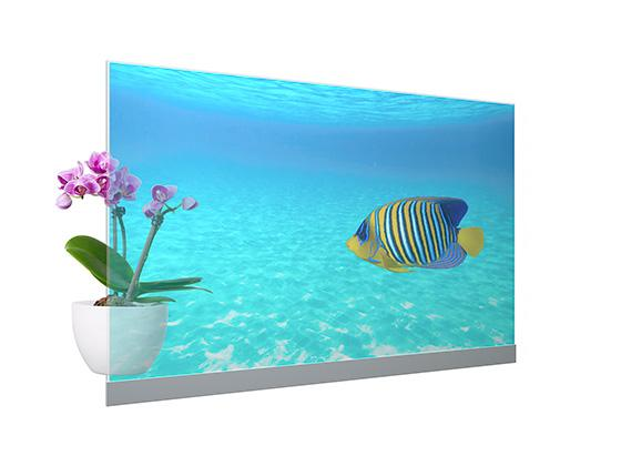 Panasonic Commercialises Transparent OLED Display Module For Digital Signage