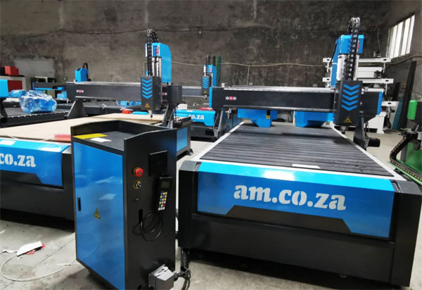AM.CO.ZA Announces New CNC Routers And Hand-Down Rollers