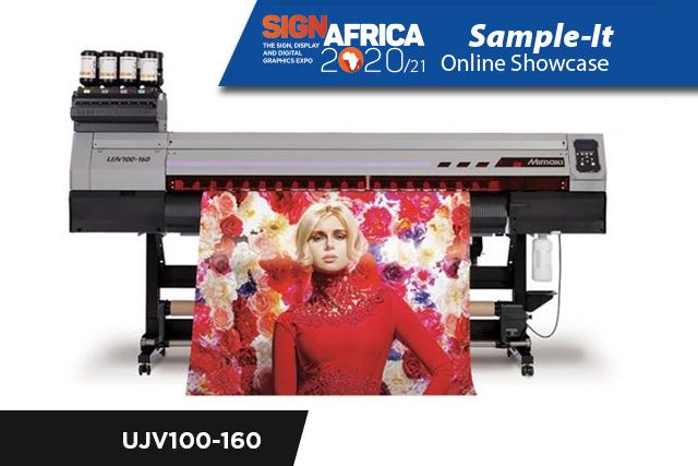 Graphix Supply World Exhibits Inkjet Printing Solutions On Sample-It Online Showcase