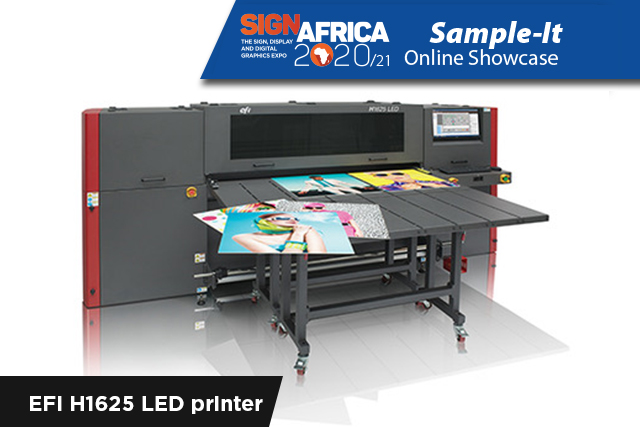 Graphix Supply World Exhibits LED Printing Solution And More On Sample-It Online Showcase