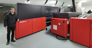 Agfa Inkjet Printing System For Interior Decoration Lauded By Multiple Customers