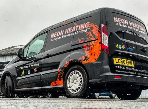 Metamark Cast Film Used For Vehicle Wrapping Project